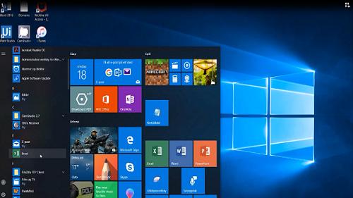 Gratis kurs i Windows 10 og filbehandling